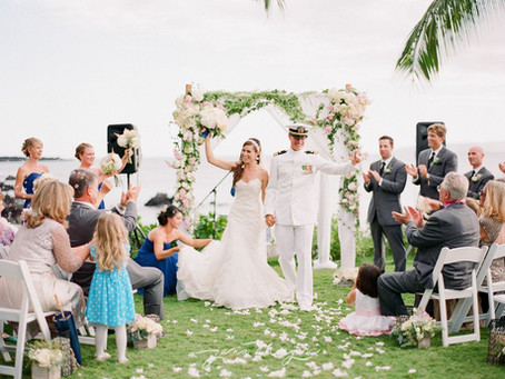 A Military Wedding to Remember