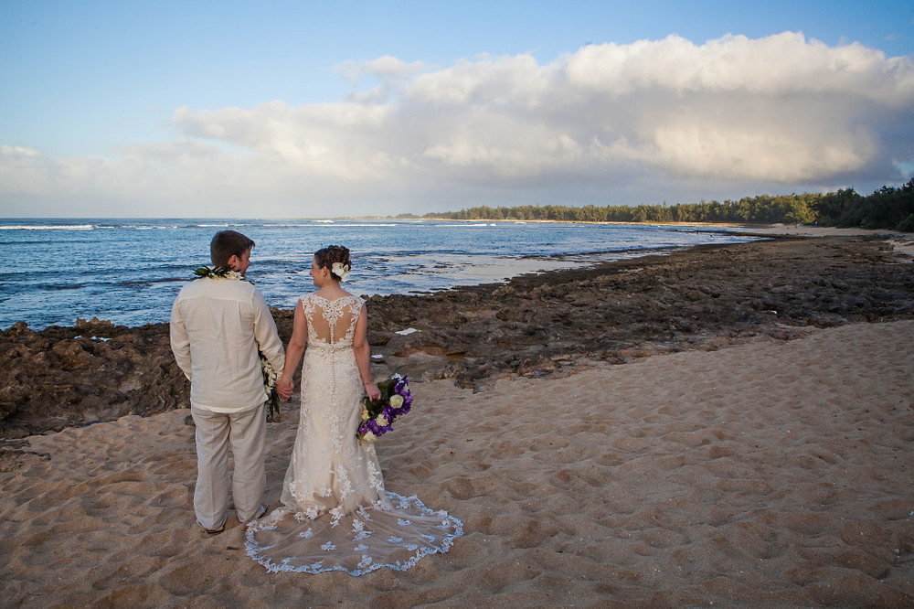 Turtle Bay Beach Couple