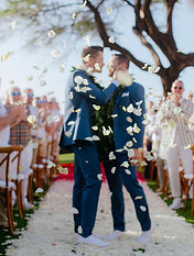 Flower Shower First Kiss Ceremony.JPG