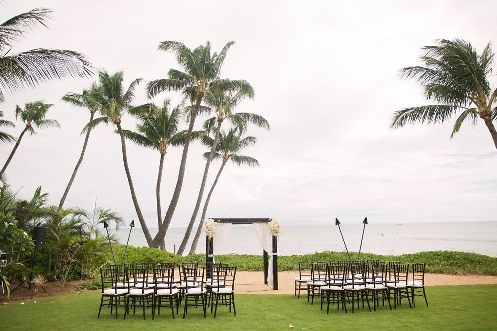 Ocean Front Ceremony Sugar Beach