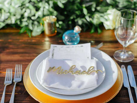 Wedding Budget: Planning your wedding and your budget