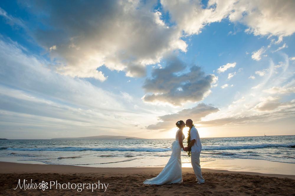 Maui Beach Wedding TB