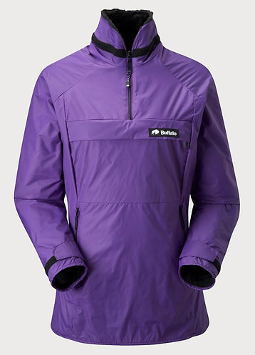 Buffalo Ladies Mountain Shirt - Classic Pertex Shell with 'AquaTherm' pile