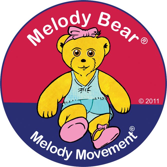 Melody Bear comes to Jets Dance Centre