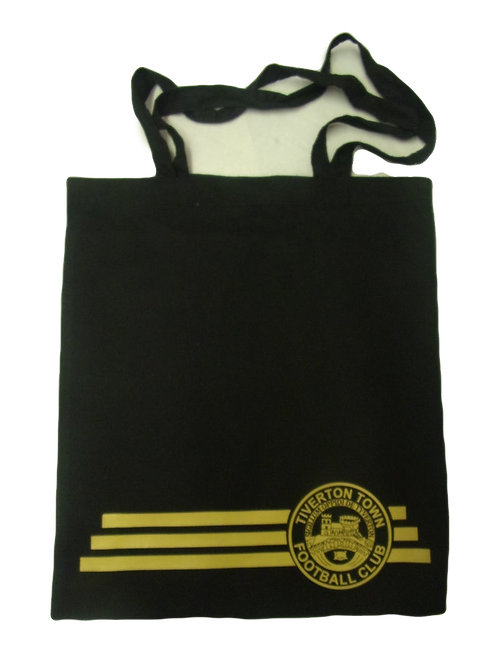 TIVERTON TOWN F.C. COTTON TOTE BAG