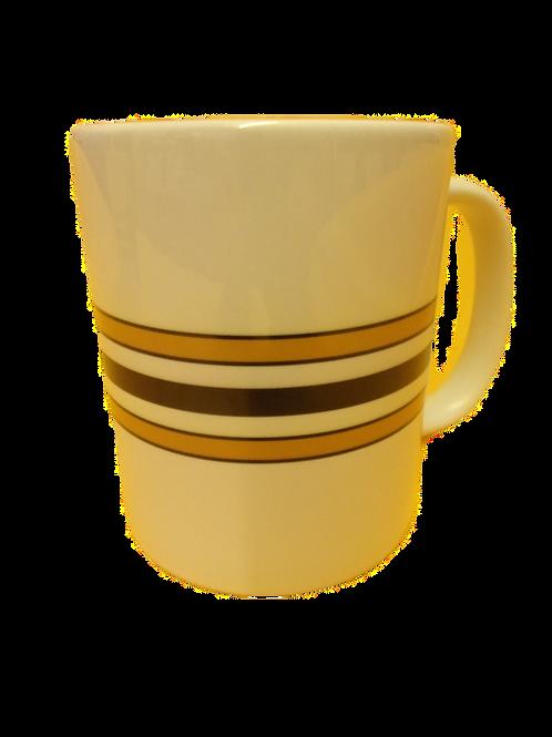 Tiverton Town F.C Stripe Mug