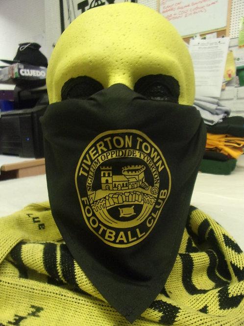 TIVERTON TOWN F.C. BANDANA MASK