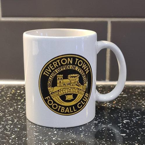 Tiverton Town F.C Emblem Mug