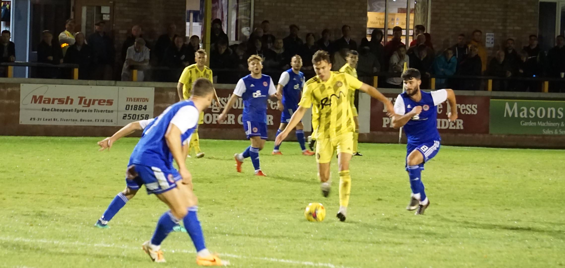 2020-09-23 Bideford FA Cup plus voluntee