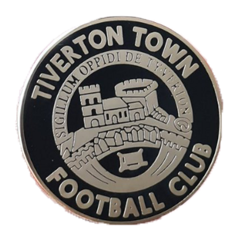 Tiverton Town F.C Lapel Badge