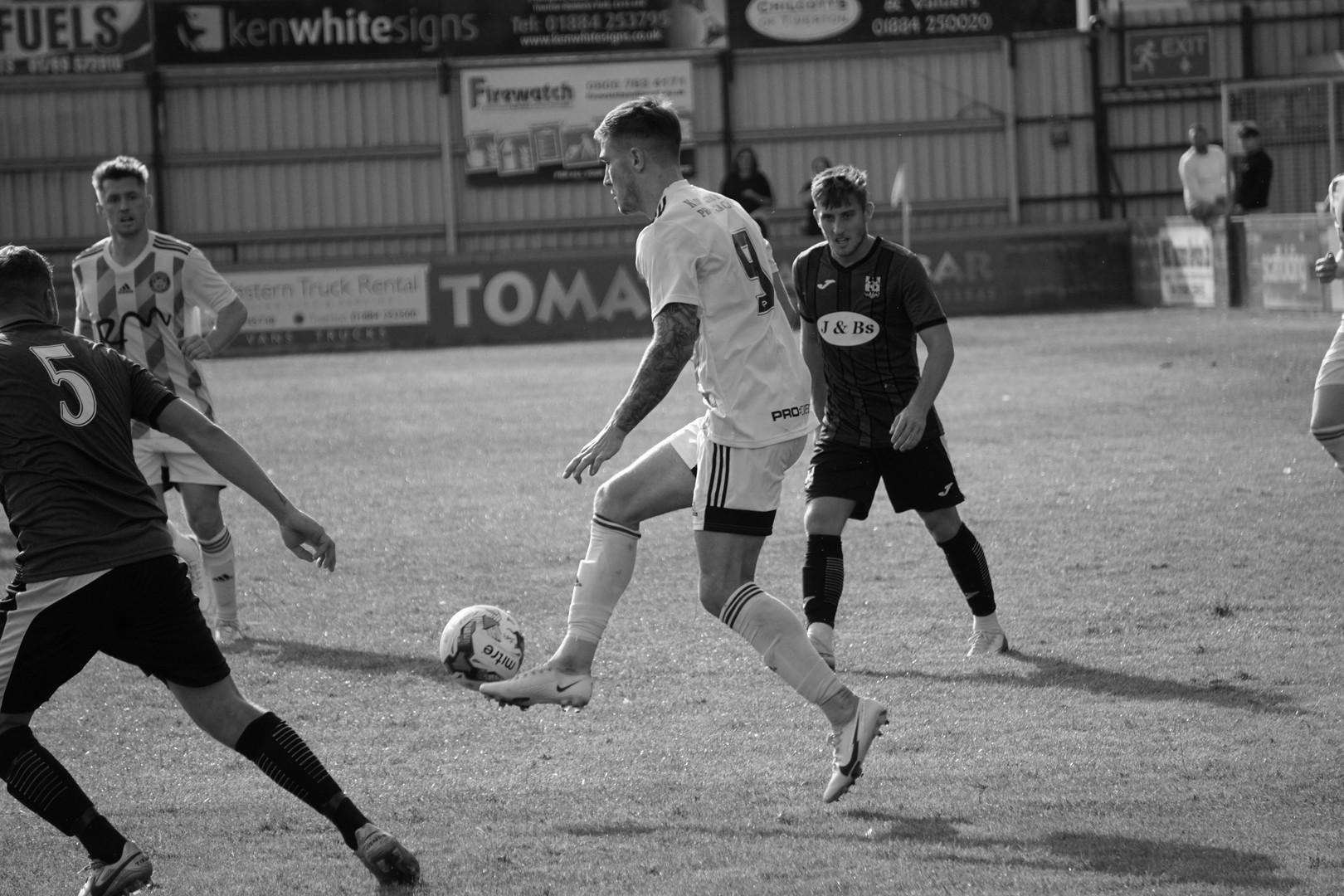 2020-09-19 Tivvy V Wimborne - September