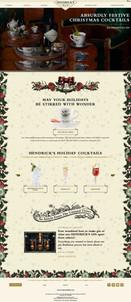 Hendricks Gin Cocktails
