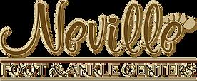 Neville Logo Alpha (Gold) Medium.png