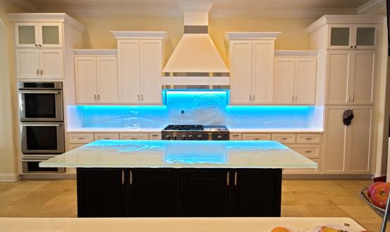 LED Backsplash