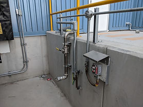 Low Viscosity Tanker Load-Unload Station