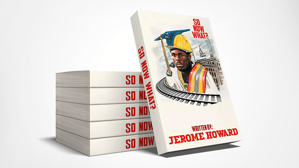 Book:So Now What?