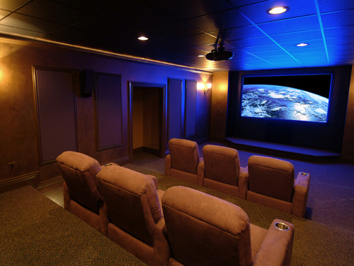 Top Things to Know Before Building a Home Theater
