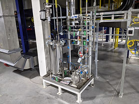 Low Viscosity Automation Solvent Recover