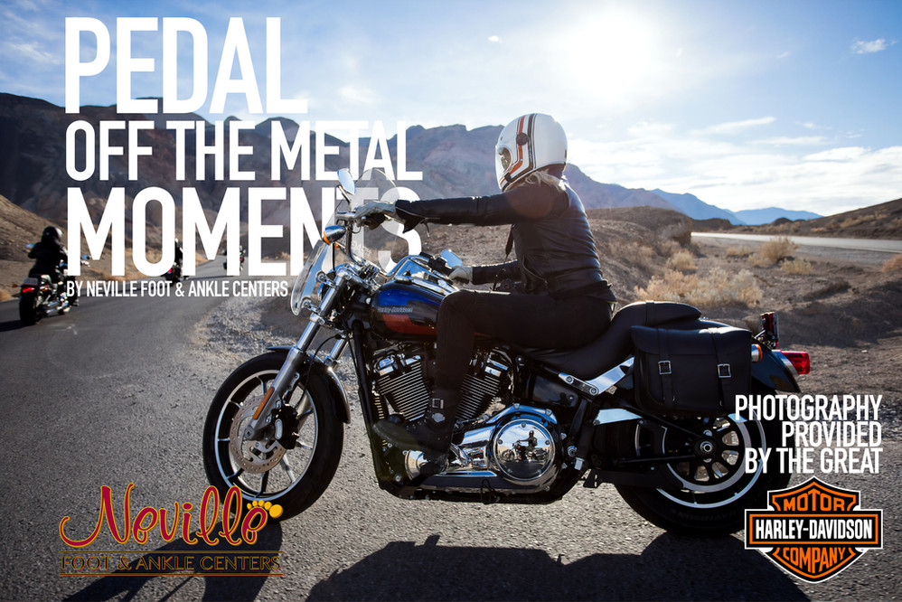 PEDAL OFF THE METAL MOMENTS