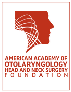 American Academy of otolaryngology head and neck surgery foundation