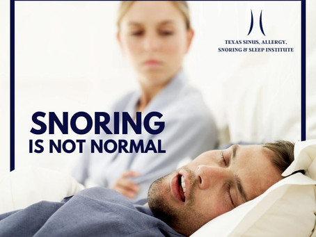 Why Snoring Is Not A Good Thing For You Or Your Partner: Snoring Explained