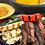 Thumbnail: BEEF AND CHICKEN FAJITA PLATE