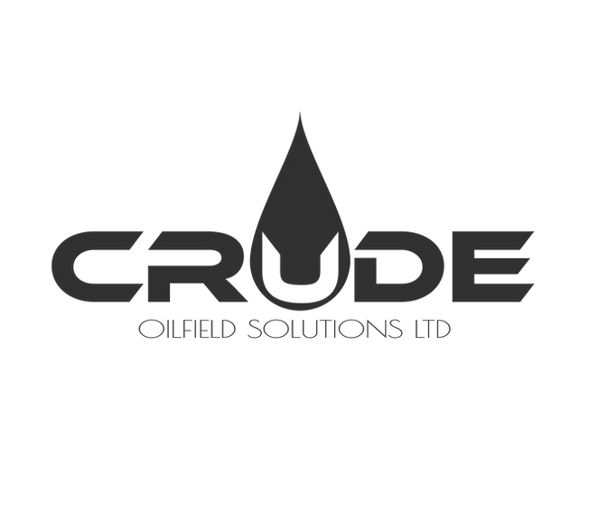 crude oilfield solutions logo (TEXT ONLY