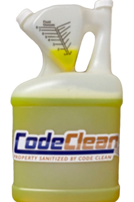 Concentrated Disinfectant Solution