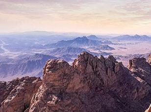 Sinai's Panoramic Views