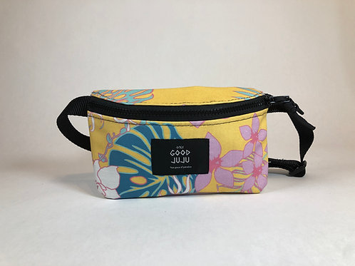 Hipster Fanny -Yellow Paradise Floral