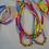Thumbnail: Aloha Rainbow Necklace- Millie Pico Collab