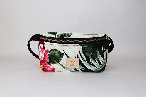 Hipster Fanny-White Floral
