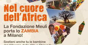 Invito dalla Fondazione 'Meulì'