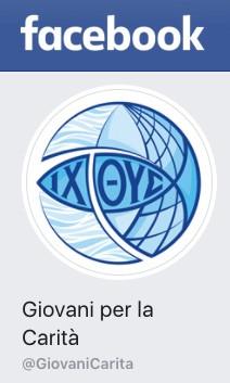 Logo dei Giovani per la carità