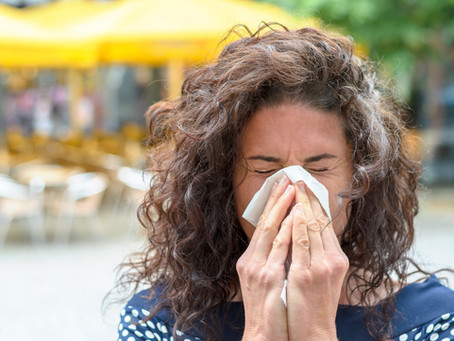 Are you suffering from Hay Fever?