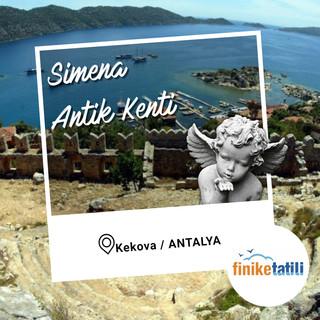 Simena Antik Kenti - Made with PosterMyW