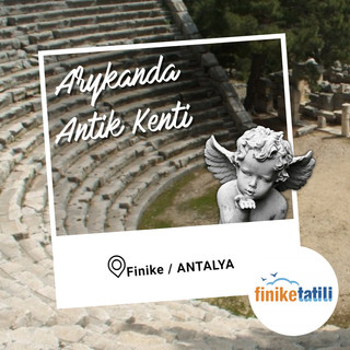 ARYCANDA ANTK KENT - Made with PosterMyW