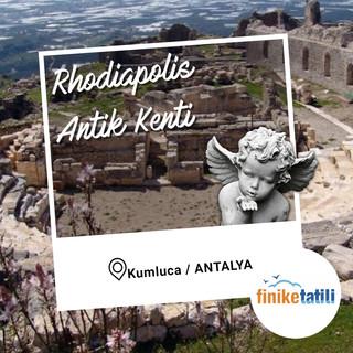 Rhodiapolis Antik Kenti - Made with Post