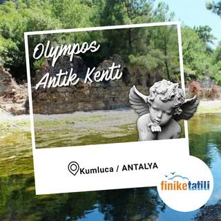 Olympos Antik Kenti - Made with PosterMy