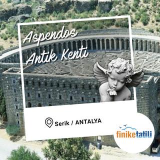 Aspendos Antik Kenti - Made with PosterM