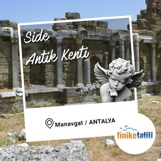 Side Antik Kenti - Made with PosterMyWal