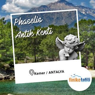 Phaselis Antik Kenti - Made with PosterM