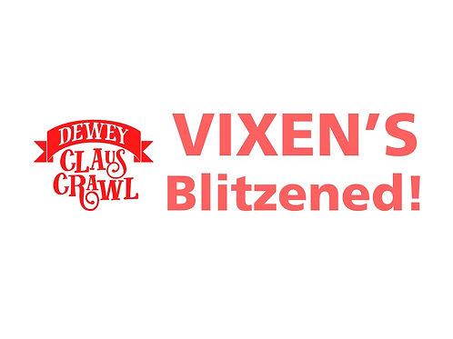 Vixen's Blitzened Trucker Hat