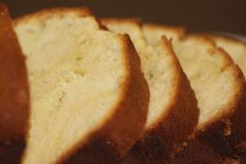 Vanilla Pound Loaf