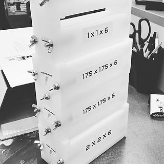 An awesome stack of resin casting molds heading to an awesome customer! #love #resin #stack #busines