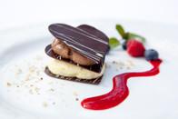 Herz Dessert