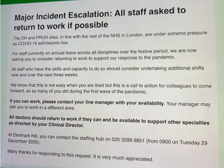 Email Leak King's London