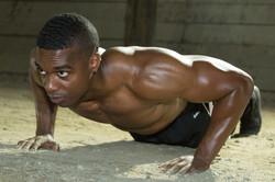 Fitness Model Shoot