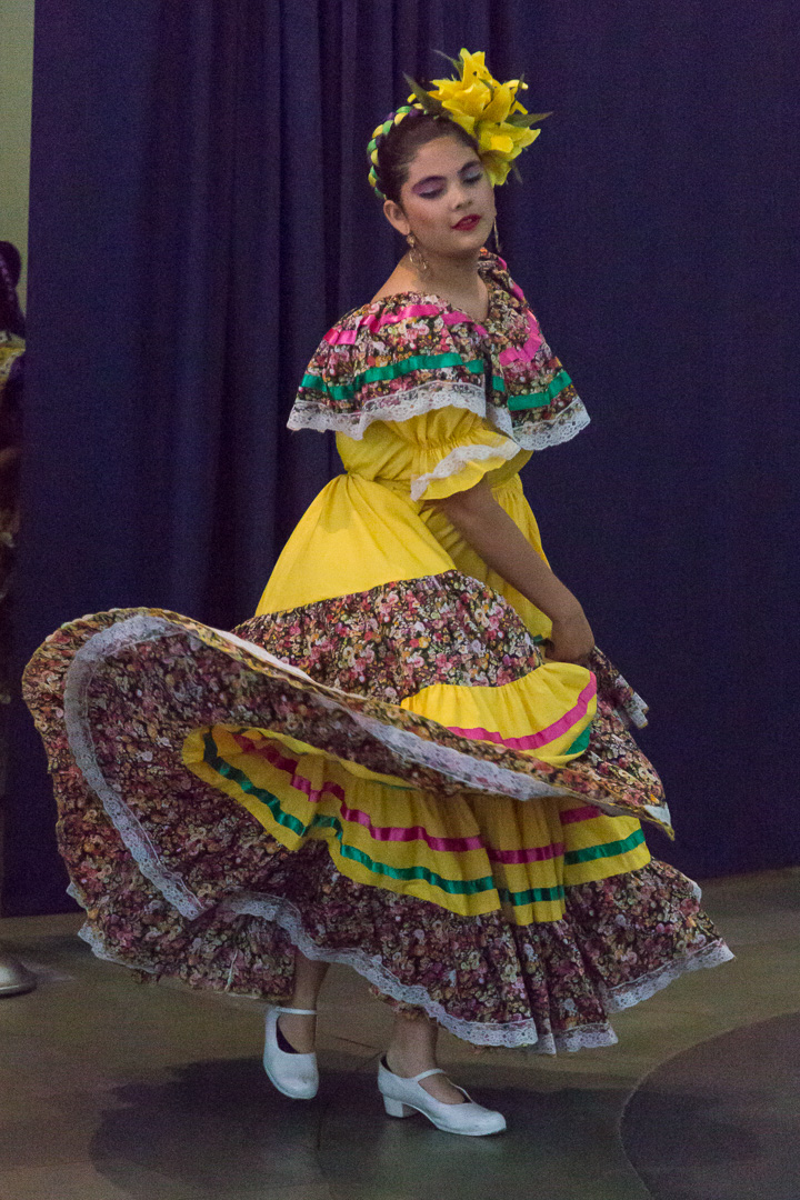 Latina Dancer 1