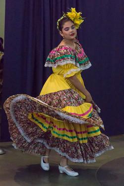 Latina Dancer 1